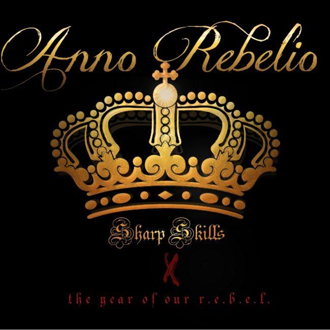 Anno Rebelio Album Cover