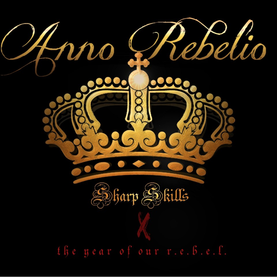 Anno Rebelio Album Cover